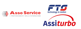 "ASSO SERVICE e FTS S.p.A.:  ""Le officine Asso Service consigliano Assiturbo"""
