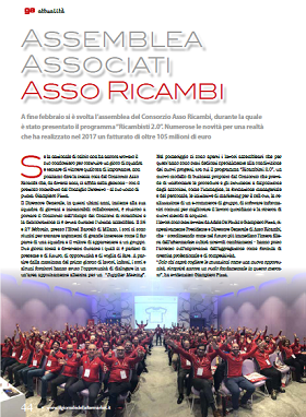 Giornale dell'Aftermarket - Aprile 2018